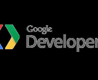 Logo de Google Developers